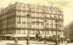 Rue de Rome (II)...