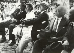 1933 : Le magnifique Rassemblement de Roquemartine