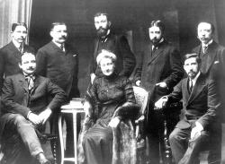 Comité directeur avec la Marquise de Mac Mahon