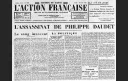 """J-P Fabre Bernadac : """"On a tué le fils Daudet"""""""