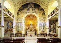 Rue du Bac, Chapelle des Missions étrangères...
