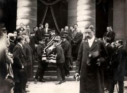 Marius Plateau : les obsèques...