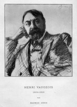 Portraits (I) : Henri Vaugeois (1)