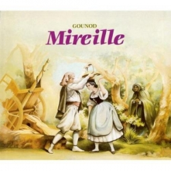 Mireile, la chanson de Magali...