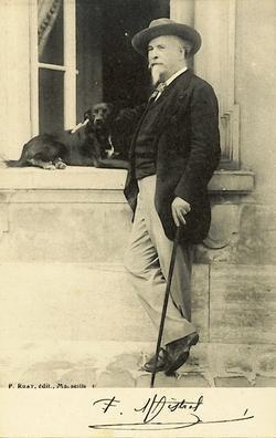 Maîtres et témoins...(I) : Frédéric Mistral.
