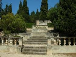Présence de Mistral dans le Jardin de Maurras...
