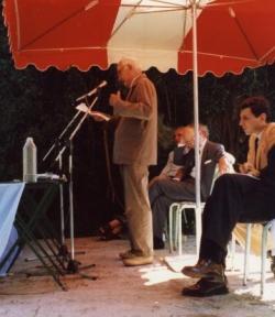 Gustave THIBON dans les années 80