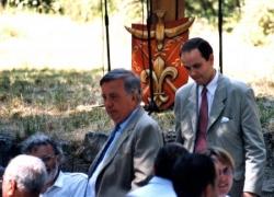 J.M. Varaut et le Prince : l'amitié et l'émotion