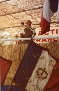 Gustave THIBON dans les années 70
