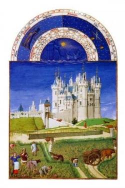 Racines (I) : Les très riches heures du Duc de Berry...