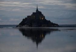 2013 : ...Et le Mont redevint une île !