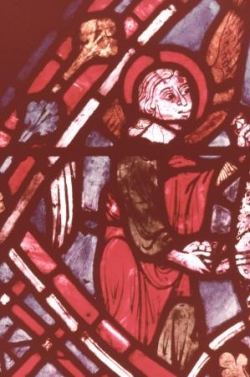 XXVI: Ange à l'encensoir.
