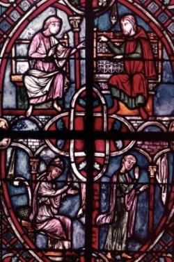 III: Conversation entre Salatin et Théophile.