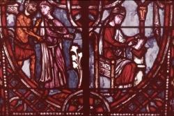 II: Théophile est tenté par le Diable.