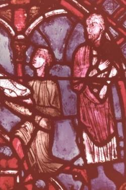 XII: Détail de l'offrande.
