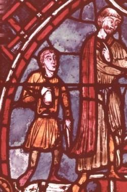 X: Théophile (détail du précédent).