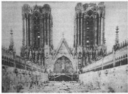 1914, le martyre d'une cathédrale (VI/IX)...