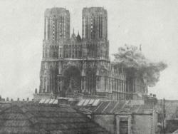 1914, le martyre d'une cathédrale (III/IX)...