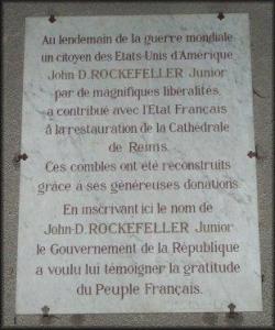 """Rockfeller, ses """"magnifiques libéralités"""" (II/II)"""