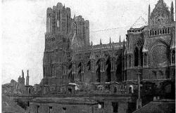 1914, le martyre d'une cathédrale (II/IX)...
