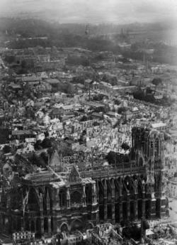 1914, le martyre d'une cathédrale (IV/IX)...