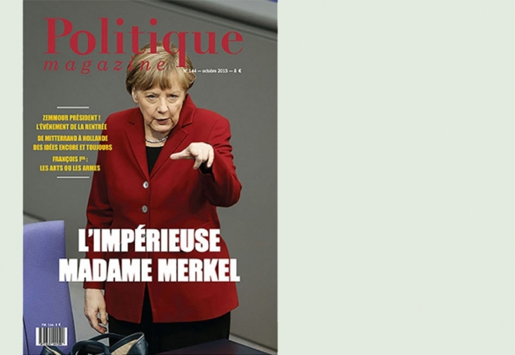 Numéro d'octobre de Politique magazine : « Dossier spécial migrants » dans presse 3745126966.2
