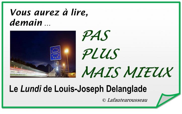 Retour l 39 actualit demain lundi lafautearousseau for Chambre de commerce marseille rue sainte victoire