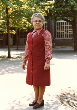 Directrice d'Ecole