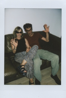 Valérie Chanel et Cyril Voisin