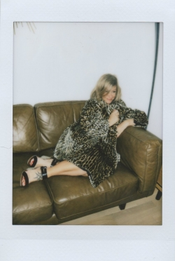 Mon manteau léopard