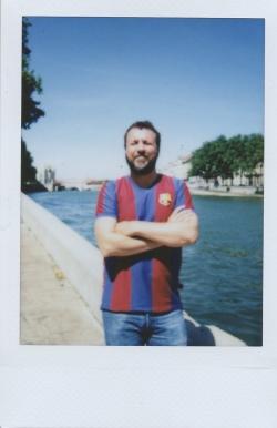 Mon maillot de foot FC Barcelone