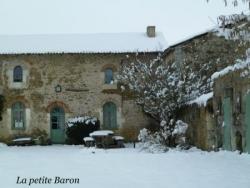 SOUS LA NEIGE - janvier 2012