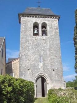 L'église de Reyrevignes