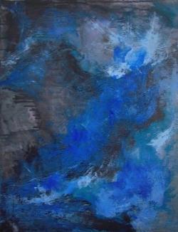 Improvisation bleue