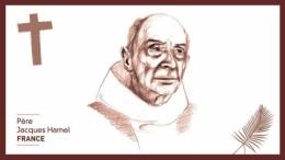 père jacques hamel,eucharistie,sacré cœur,la france,politique,christianisme,foi,prêtre,sandrine treuillard