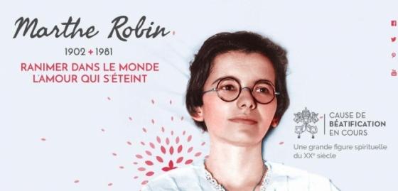 Prières de Marthe Robin - ♥  ← la 2ème 3271940803
