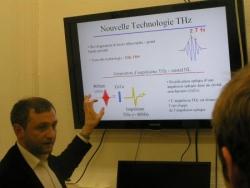Spectroscopie THZ