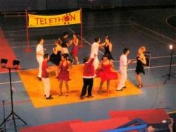 Salsa - Téléthon 2007