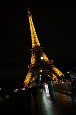 Paris, les perles de la tour Eiffel