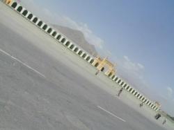 Afghanistan, grande mosqué