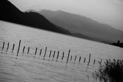 Haute-savoie, lac du Bourget