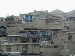 Afghanistan, penchée je suis