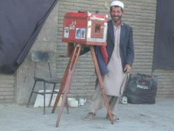 Afghanistan, personnage