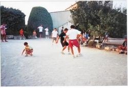 Partie de foot