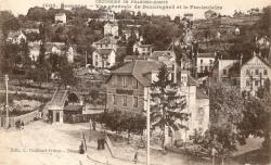 Vue de Beauregard, printemps 1915