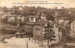 Vue de Beauregard, hiver 1912...