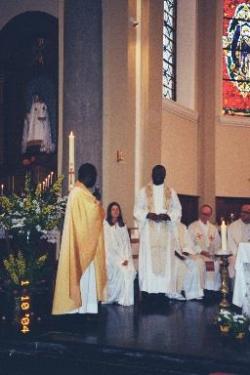 10 ans de prêtrise du Père Nicolas