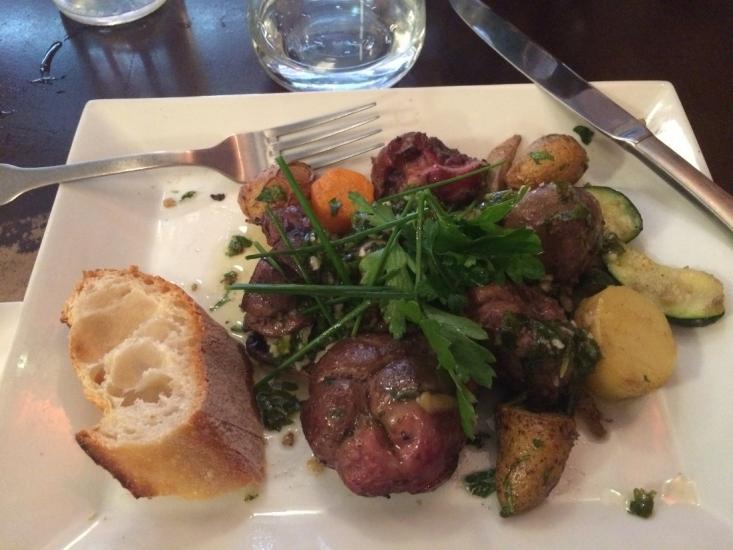 Recettes et gourmandise les tribulations d 39 une fille - Comment cuisiner les ris de veau ...