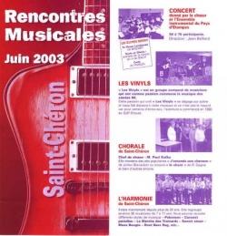 Saint Chéron (2003)