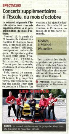 L'Yonne Républicaine (11/10/2011)